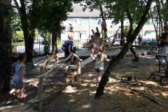 spelende-kinderen-natuurlijkspeeltoestel