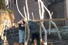 houten-framewerk