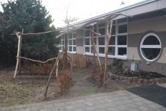Natuurtuin-schoolplein