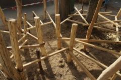 Vlonderhut-basis-constructie