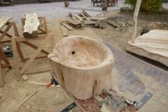 houten-waterbak